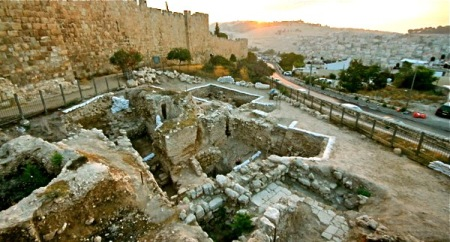 Digging into First Century Jerusalem's Rich and Famous
