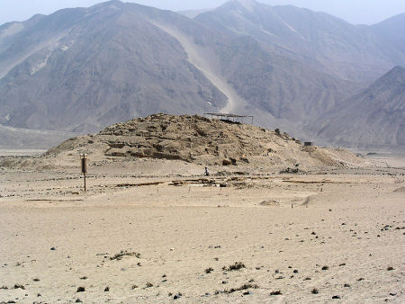 Ancient Peru: The First Cities