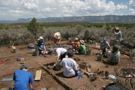 New Clues to Early Pueblo Communities