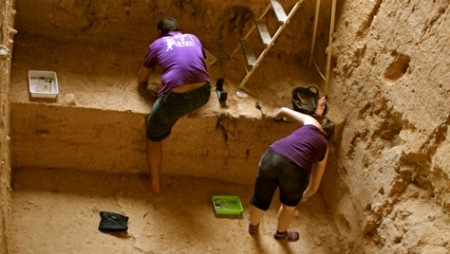 The Early Humans of Cueva Negra