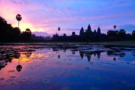 The Lost Temples of Angkor