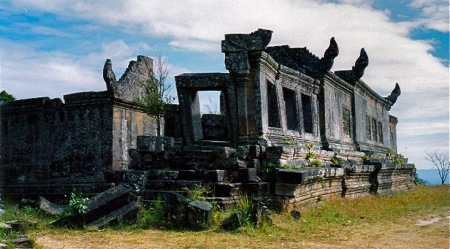 The Mountain Temple of Angkor