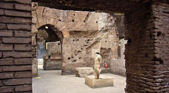 When in Rome: The Stadium of Domitian