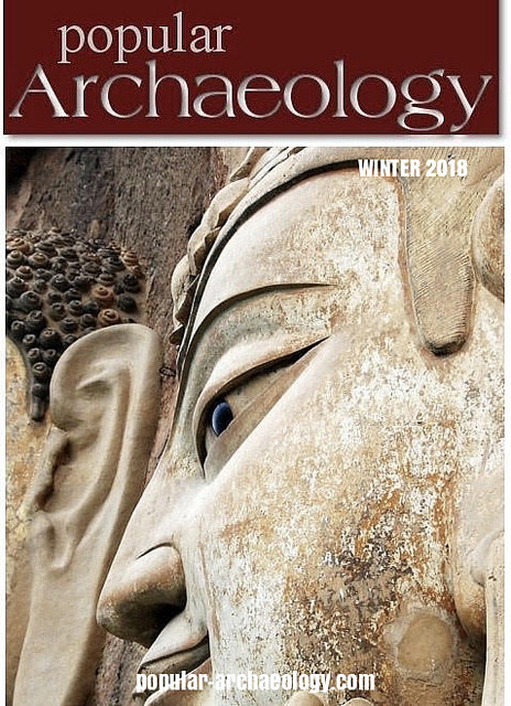 Popular Archaeology Winter 2018