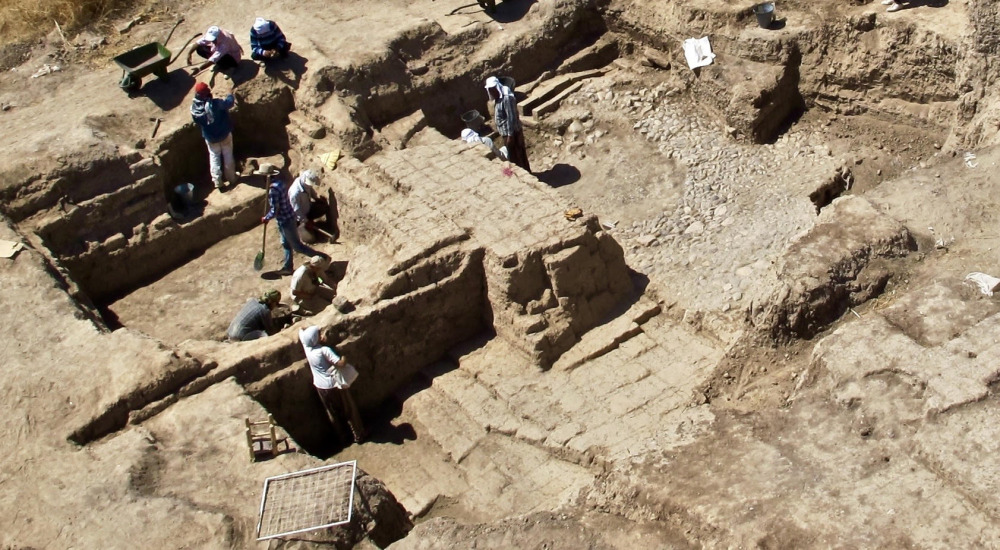 End of Empire: The Archaeological Excavations at Ziyaret Tepe
