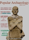 Popular Archaeology March 2013