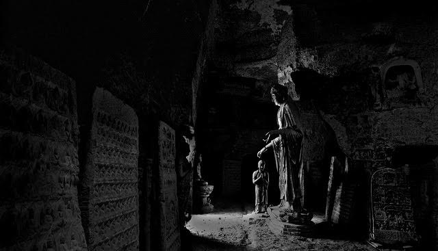 Inside the Lost Grottoes of Maijishan