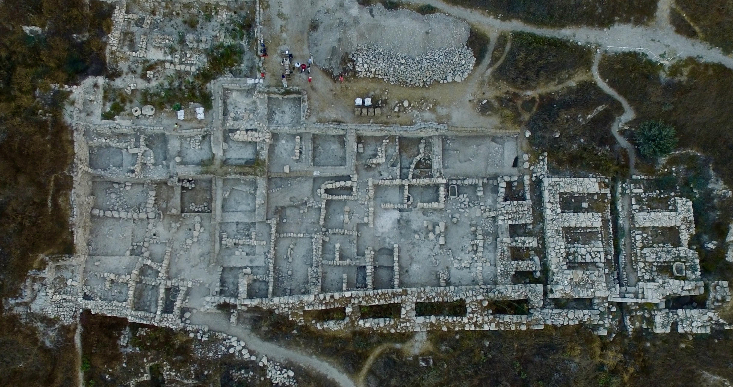 A Decade of Discovery: The Tandy Excavations at Tel Gezer