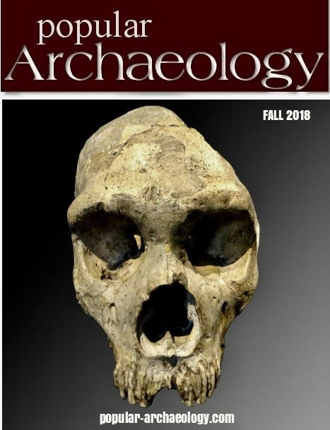 Popular Archaeology Fall 2018