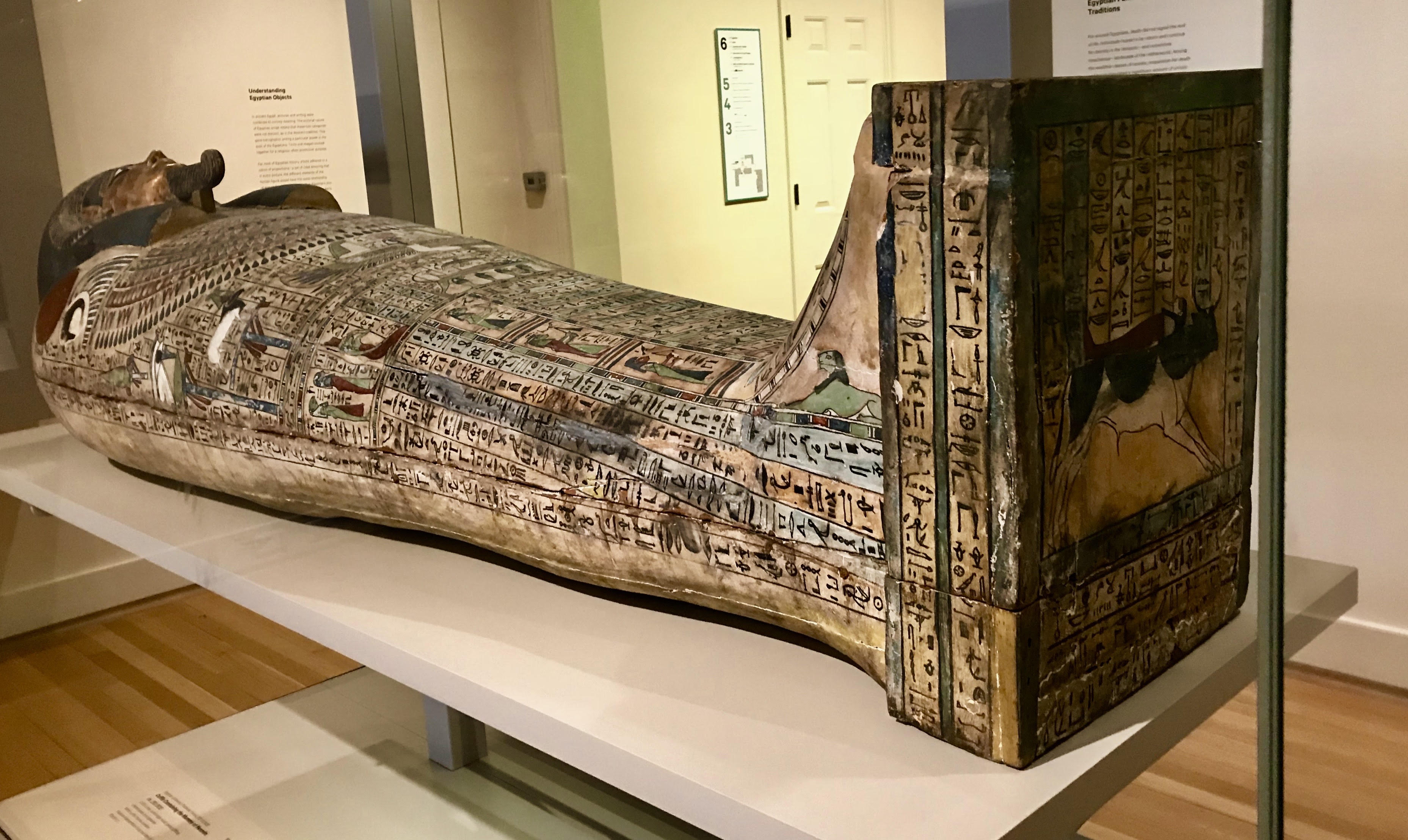 A Mummy in Providence