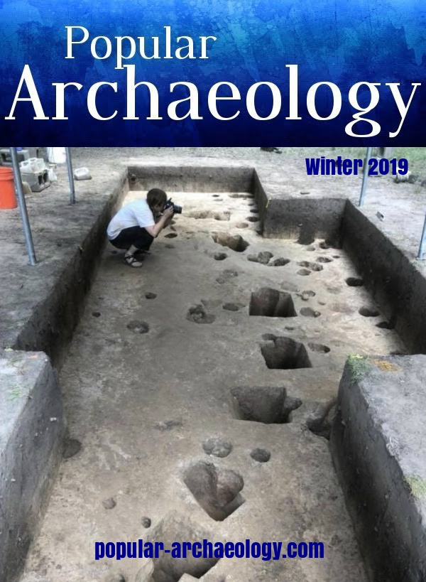 Popular Archaeology Winter 2019