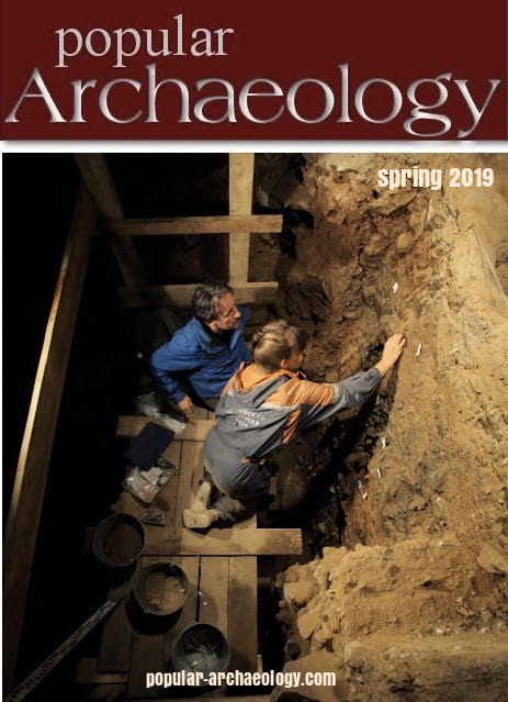 Popular Archaeology Spring 2019