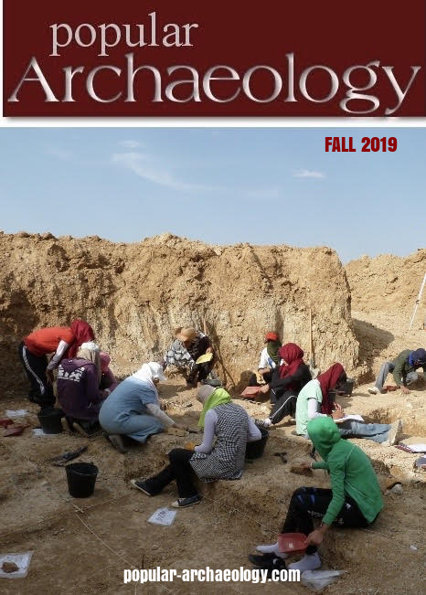 Popular Archaeology Fall 2019