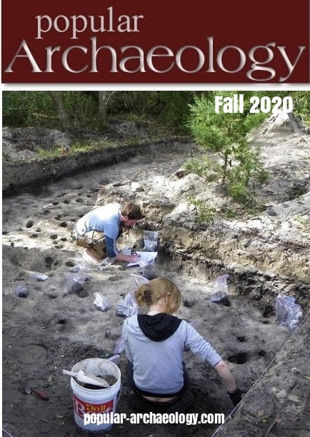 Popular Archaeology Fall 2020