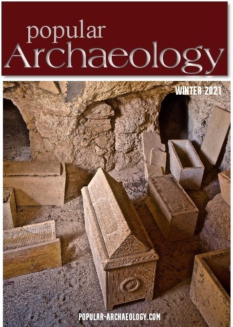 Popular Archaeology Winter 2021