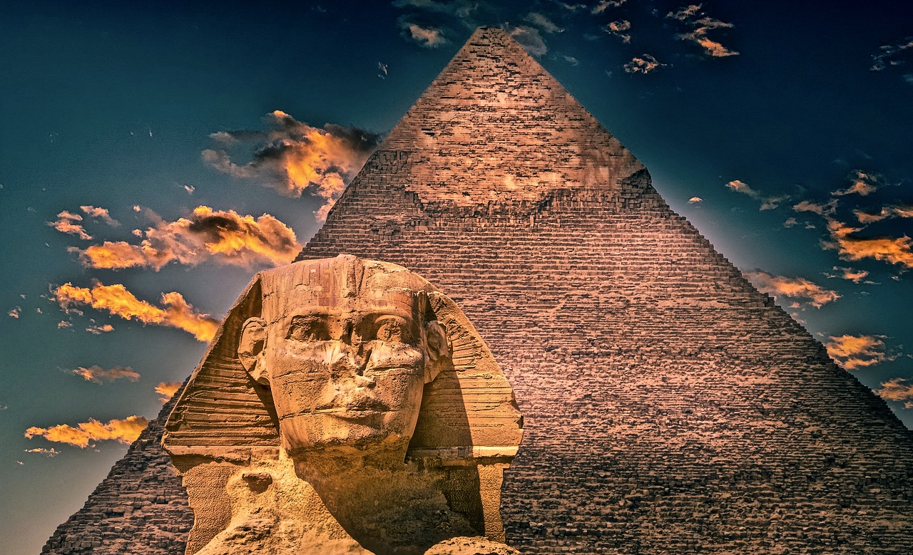 Ancient Egypt's Great Hunger
