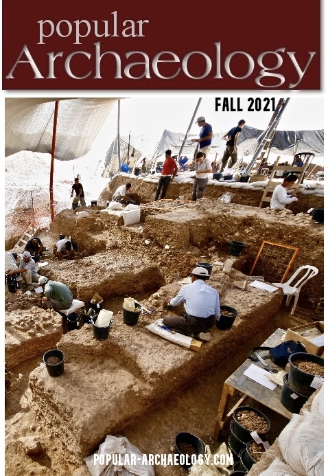 Popular Archaeology Fall 2021 Issue